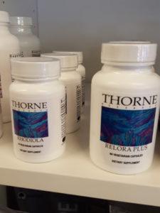 Thorne Rhodiola Relora