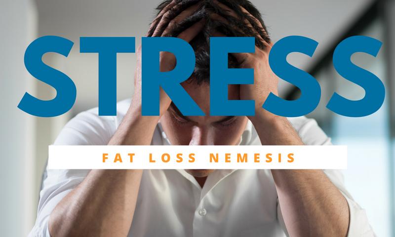 Stress Fat Loss