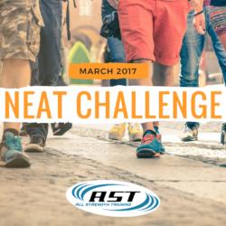 NEAT challenge